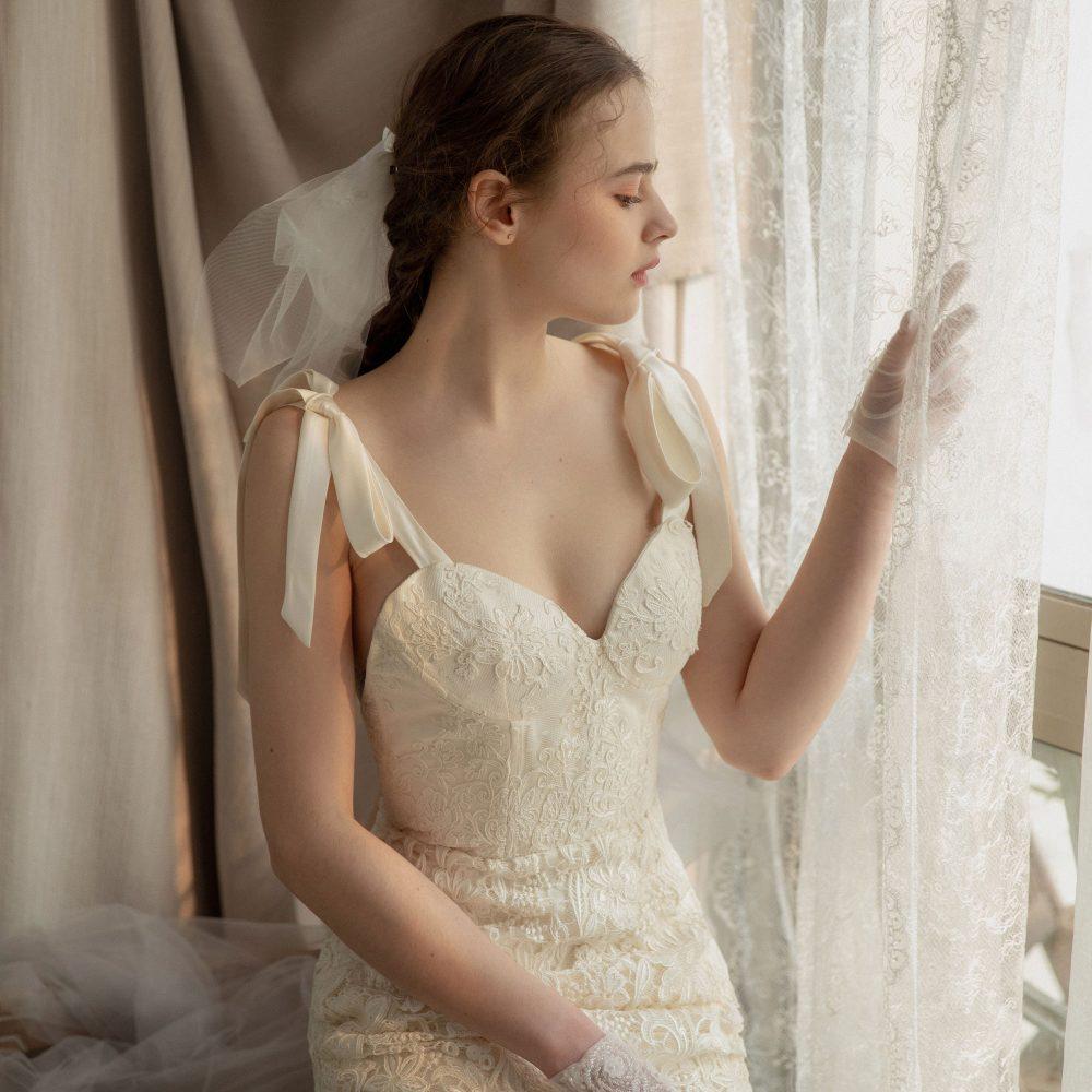 Sorrento Lace Dress