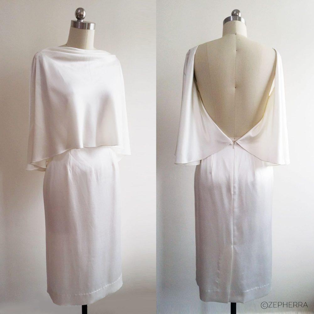 Selena Gomez Backless Dress